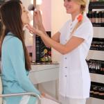Natukosmetik Zuii in meinem Kosmetikstudio in Freiburg